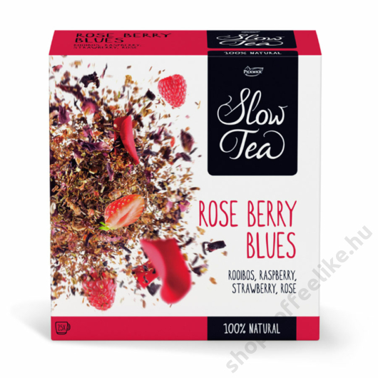 Rose Berry Blues