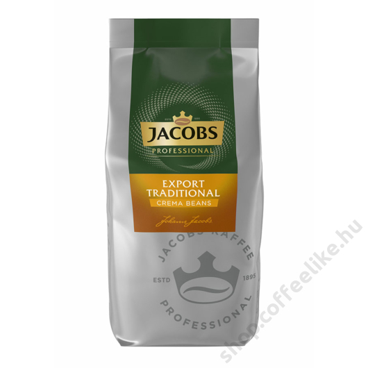 Jacobs Export Traditional Crema