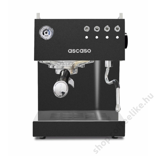 Uno Home espresso gép fekete